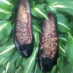 Sam Edelman Leather Flats